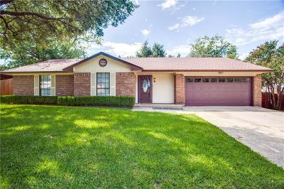 Arlington Single Family Home For Sale: 2510 Blue Quail Drive