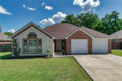 Single Family Home For Sale: 1539 Pioneer Valley Drive