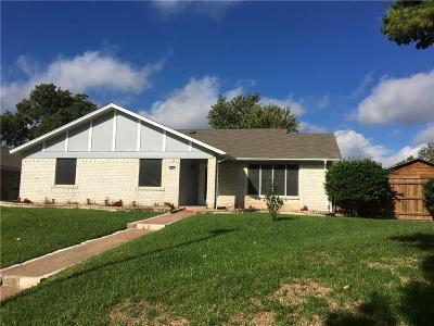 Single Family Home For Sale: 4833 Redwood Place