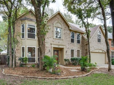 Grapevine Single Family Home For Sale: 512 Woodhill Court