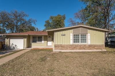 Fort Worth Single Family Home For Sale: 3354 W Fuller Avenue