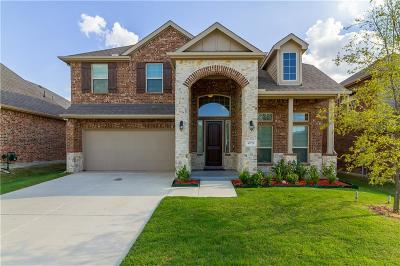 McKinney Single Family Home For Sale: 10721 Parnell Drive