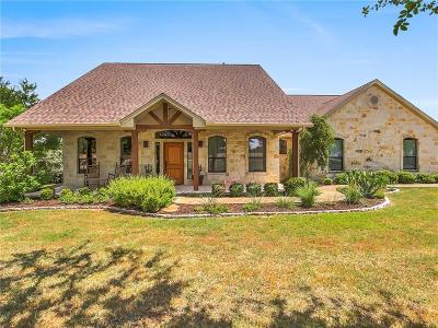 Weatherford Single Family Home For Sale: 781 Silver Spur Drive