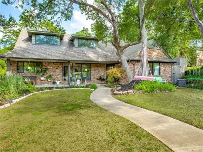 Dallas Single Family Home For Sale: 3224 S Ravinia Drive