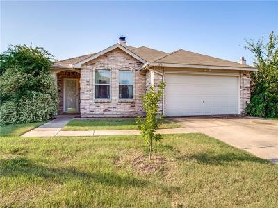 Grand Prairie Single Family Home Active Option Contract: 2139 Cap Rock Lane