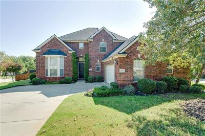 Flower Mound Single Family Home For Sale: 4604 Morningstar Circle