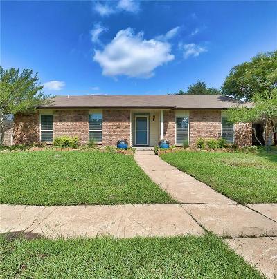 Single Family Home For Sale: 5640 Tucker Street