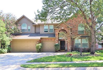 Grapevine Single Family Home For Sale: 2704 Cobblestone Drive