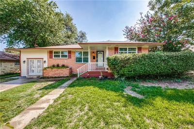 Dallas Single Family Home For Sale: 3334 S Edgefield Avenue
