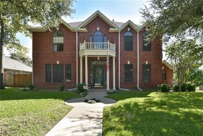 Keller Single Family Home Active Option Contract: 1527 Holly Ridge Drive