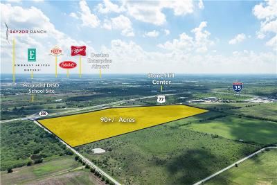 Denton Commercial Lots & Land For Sale: Tbd N Loop 288