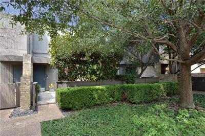 Dallas Townhouse For Sale: 4105 Buena Vista Street