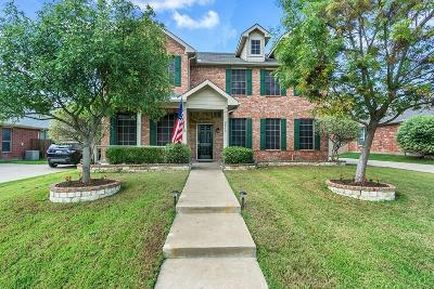 Rockwall Single Family Home For Sale: 2068 Riverbirch Lane