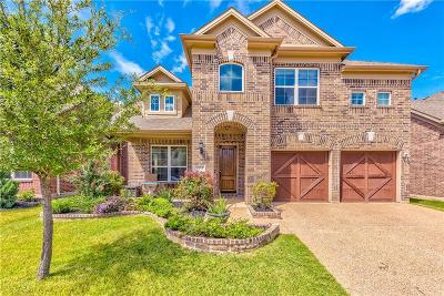 Fort Worth Single Family Home For Sale: 4053 Knighterrant Drive