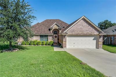Weatherford Single Family Home For Sale: 214 Willow Creek Drive