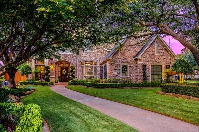 Frisco Single Family Home For Sale: 4800 Star Ridge Lane