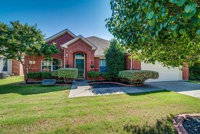Mansfield Single Family Home For Sale: 3108 Poplar Hill Trail