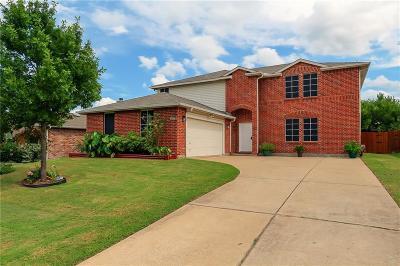 Mesquite Single Family Home For Sale: 2713 Ingram Circle