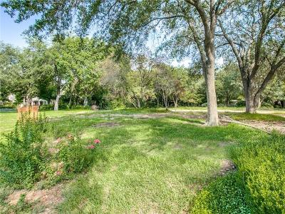 Dallas Residential Lots & Land For Sale: 4431 Brookview Drive