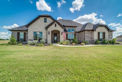 Waxahachie Single Family Home For Sale: 830 Davenport Drive