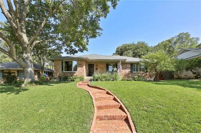 Single Family Home For Sale: 9833 Chiswell Road