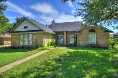 Crandall, Combine Single Family Home For Sale: 106 Rolling Ridge Lane