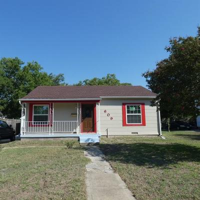 Garland Single Family Home For Sale: 609 Hiland Street
