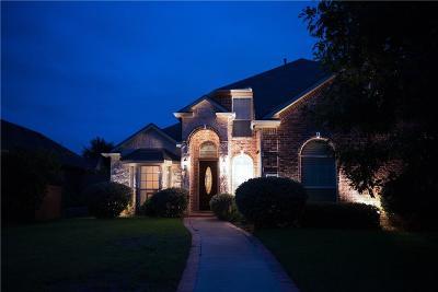 Frisco Single Family Home For Sale: 11702 Pondview Lane