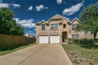 Wylie Single Family Home For Sale: 1301 Cedar Branch Drive