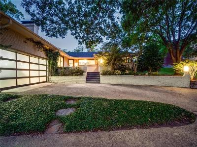 Dallas Single Family Home For Sale: 7014 N Janmar Drive