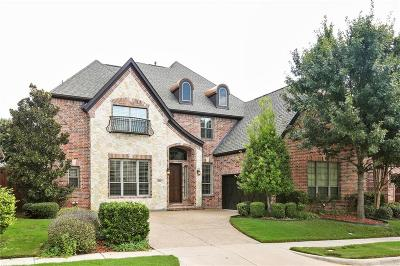Allen Single Family Home For Sale: 402 Blue Ridge Court
