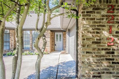 Flower Mound Single Family Home For Sale: 2212 Creekwood Court