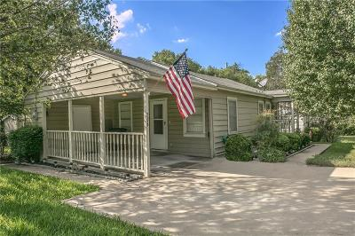 Rockwall Single Family Home For Sale: 206 Renfro Street