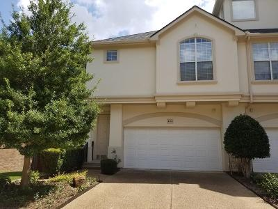 Addison Townhouse For Sale: 4134 Eastman Way