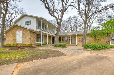 Irving Single Family Home For Sale: 2917 Pacific Court