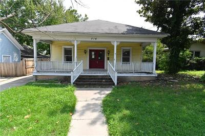 Weatherford Single Family Home For Sale: 316 Lee Avenue