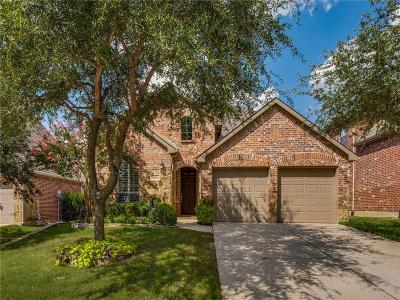 Mckinney Single Family Home For Sale: 6616 Wind Song Drive