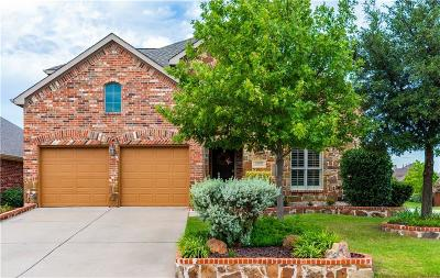 McKinney Single Family Home For Sale: 6600 Wind Song Drive