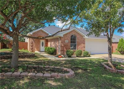 Corinth TX Single Family Home For Sale: $255,000