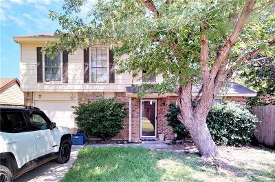 Single Family Home Active Option Contract: 4504 Nervin Street