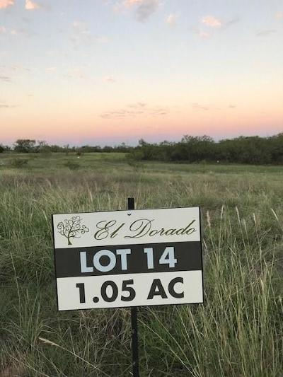 Millsap Residential Lots & Land Active Contingent: Lot 14