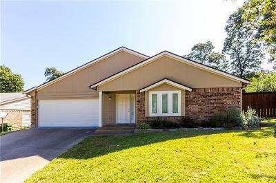 Arlington Single Family Home For Sale: 4817 Crestmont Court
