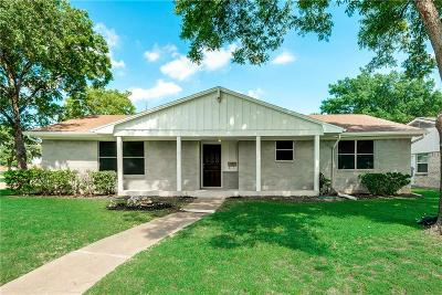 Mesquite Single Family Home Active Option Contract: 2728 Westview Drive