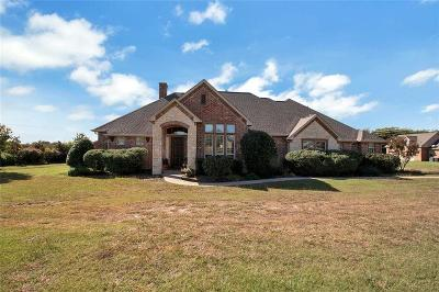Waxahachie Single Family Home For Sale: 841 Black Champ Road