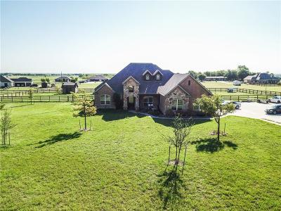 Ponder Single Family Home For Sale: 122 Petes Lane