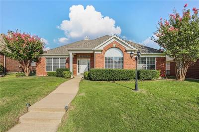 Frisco Single Family Home For Sale: 7208 Bouquet Drive