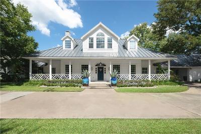 Dallas Single Family Home For Sale: 7291 Williamson Road