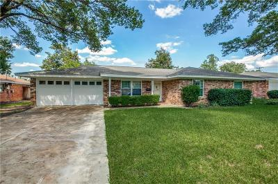 Fort Worth Single Family Home For Sale: 6136 Walla Avenue