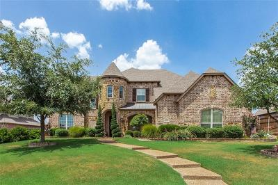 Prosper Single Family Home For Sale: 1841 Cedar Springs Drive