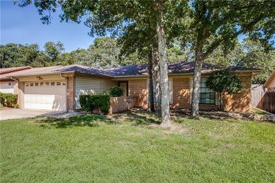 Arlington Single Family Home For Sale: 5609 Shady Hill Lane